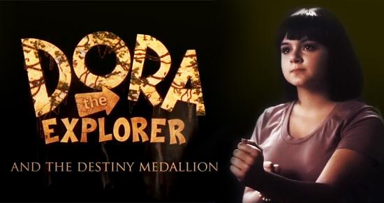 Edi Wow Dora The Explorer And The Destiny Medallion Part 1