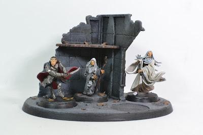 The White Council at Dol Guldur (WIP)
