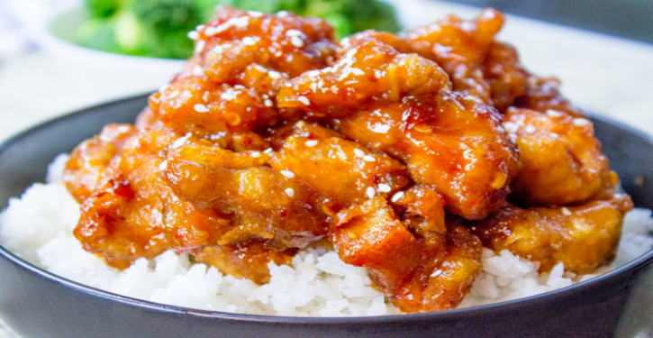 The Famous Chinese Recipe Chicken General Tso Easy And Delicious