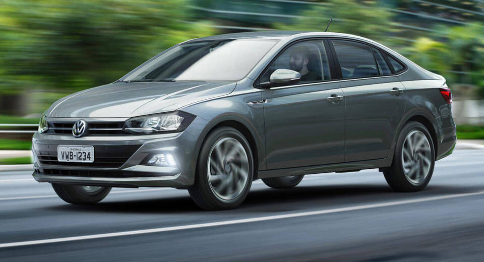 Volkswagen Virtus Revealed; To Replace Vento in India