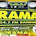 104.7 MHz - Rama FM