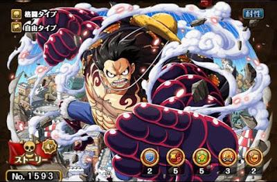 لعبة One Piece Treasure Cruise مهكرة للاندرويد رابط مباشر