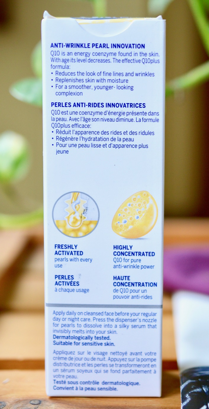 Nivea Serum Ingredients