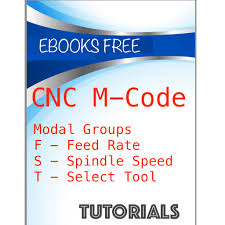 CNC M-Code Tutorial ebook