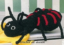 http://crochetenaccion.blogspot.it/2011/12/la-hormiga.html?m=1