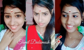 Cute Girl Dubsmash Tamil
