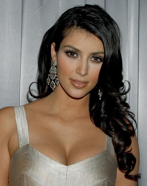 Hair kim kardashian