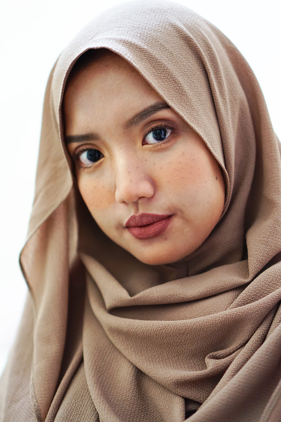 one color makeup look komunitas beauty blogger & vlogger indonesia atom carbon