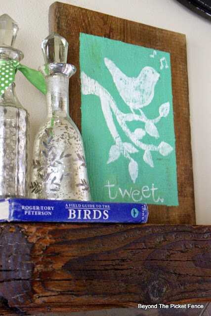 easy hand painted sign for spring