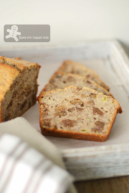banana walnut bread Curtis Stone