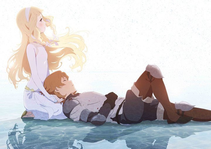 Maquia - When the Promised Flower Blooms Legendado 2019 Filme 720p Bluray HD completo Torrent