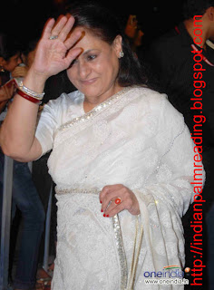 Hand Image Of Jaya Bachchan
