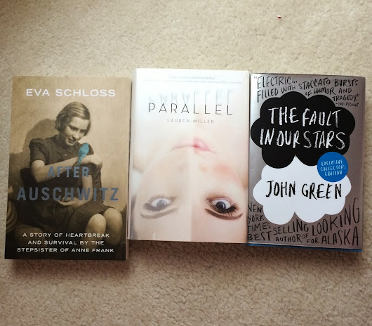 Half Price Book Haul