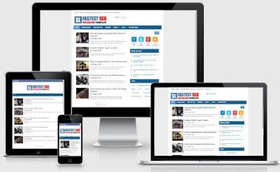 SL Fastest SEO Template Blogspot Terbaik CTR Tinggi untuk AdSense