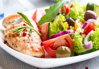 5 Makanan sehat untuk diet alami