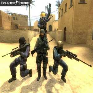 Download Counter Strike Source Game Highly Compressed For PC Full Version