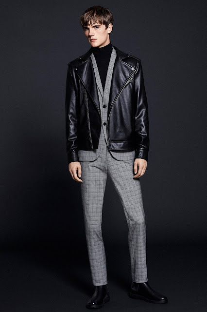 LEFTIES MAN COLLECTION WINTER'17 THE NEW FORMAL WINTER KEY TRENDS