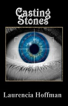 Casting Stones by Laurencia Hoffman book cover