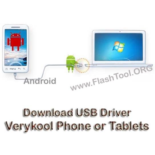 Download Verykool USB Driver