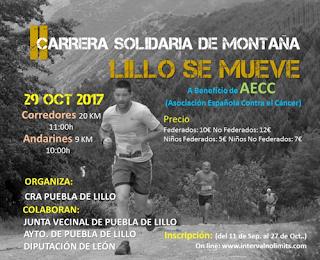 Carrera Solidaria Lillo se Mueve