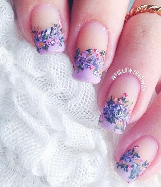 Nail Arts trends