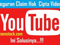 Cara Atasi Teguran Hak Cipta Video YouTube