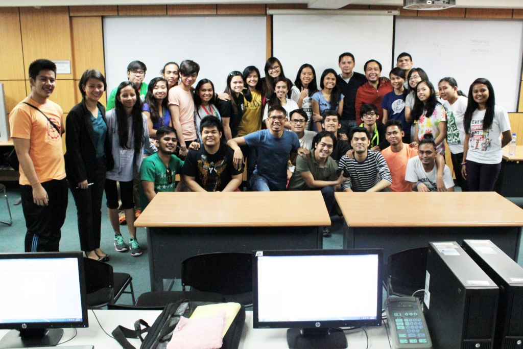 DLS-CSB is one of the few tertiary schools that gives career opportunities to the Deaf
