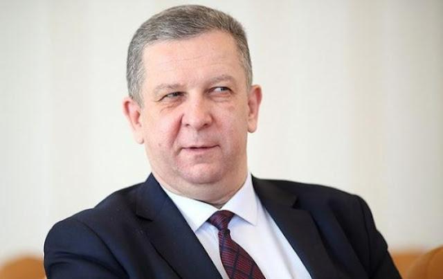 міністр соціальної політики Андрій Рева.