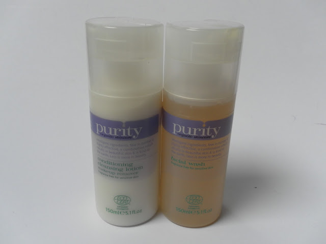 A picture of Purity Conditioning Cleansing Lotion and Facial Wash