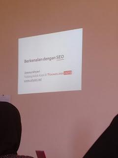 SEO untuk blog dan website