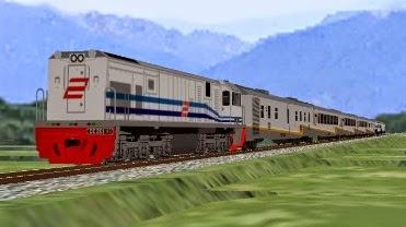 Game Simulasi Kereta Api Indonesia Untuk PC