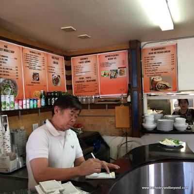order counter at Super Super in Berkeley, California