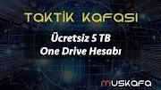 Ücretsiz 5 TB'lık Microsoft (OneDrive, Office) Hesabı Alma