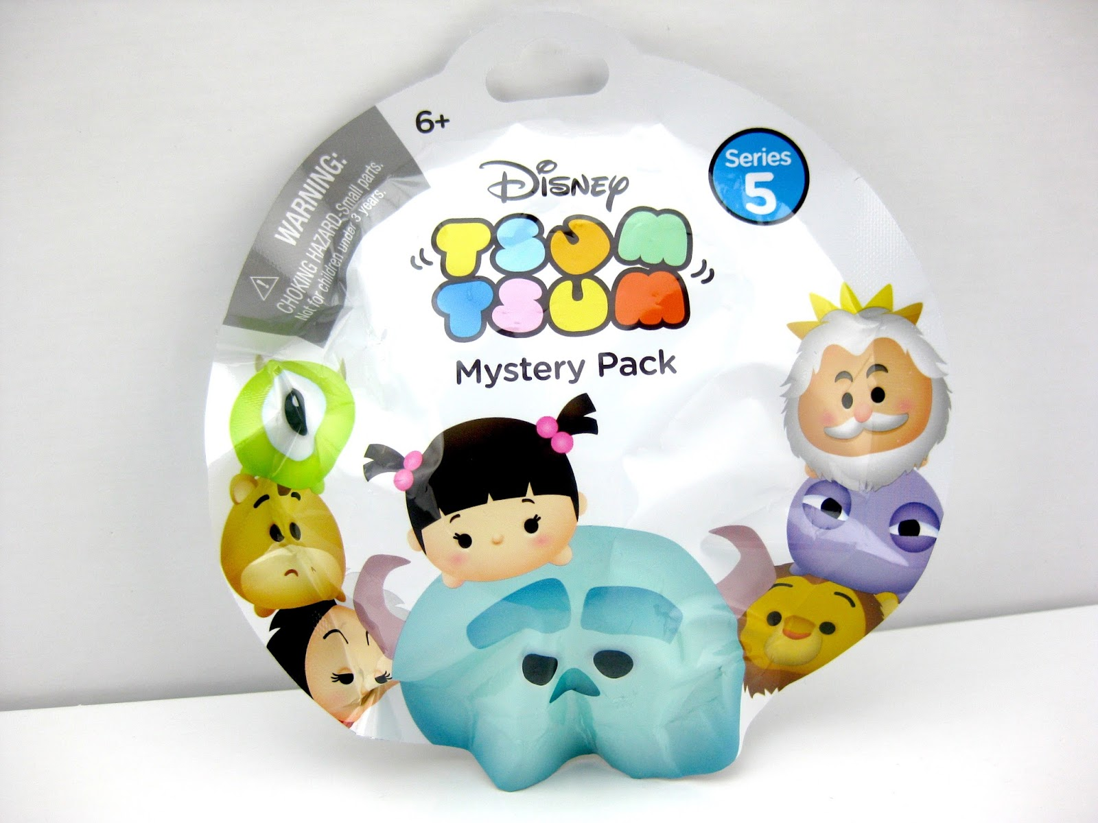 Disney Tsum Tsum Mystery Stack Packs by Jakks Pacific Series 5