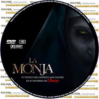 GALLETALA MONJA - THE NUN - 2018