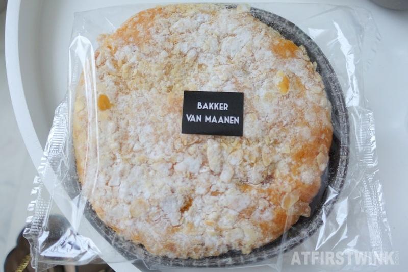 bakker van maanen lemon cake pie citroen cake taart leiden