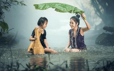 Puisi tentang hujan dan cinta