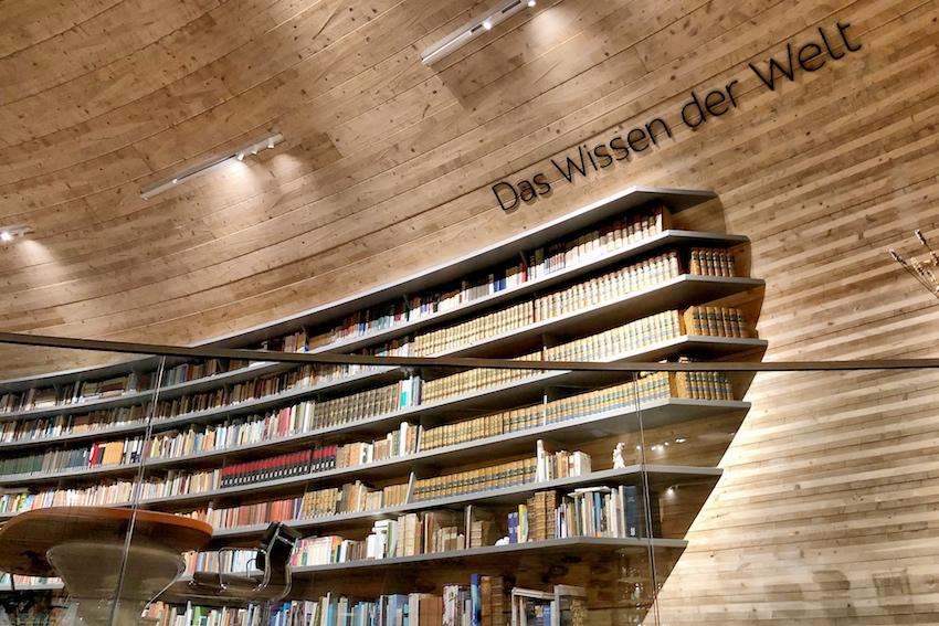 Paneum Bibliothek