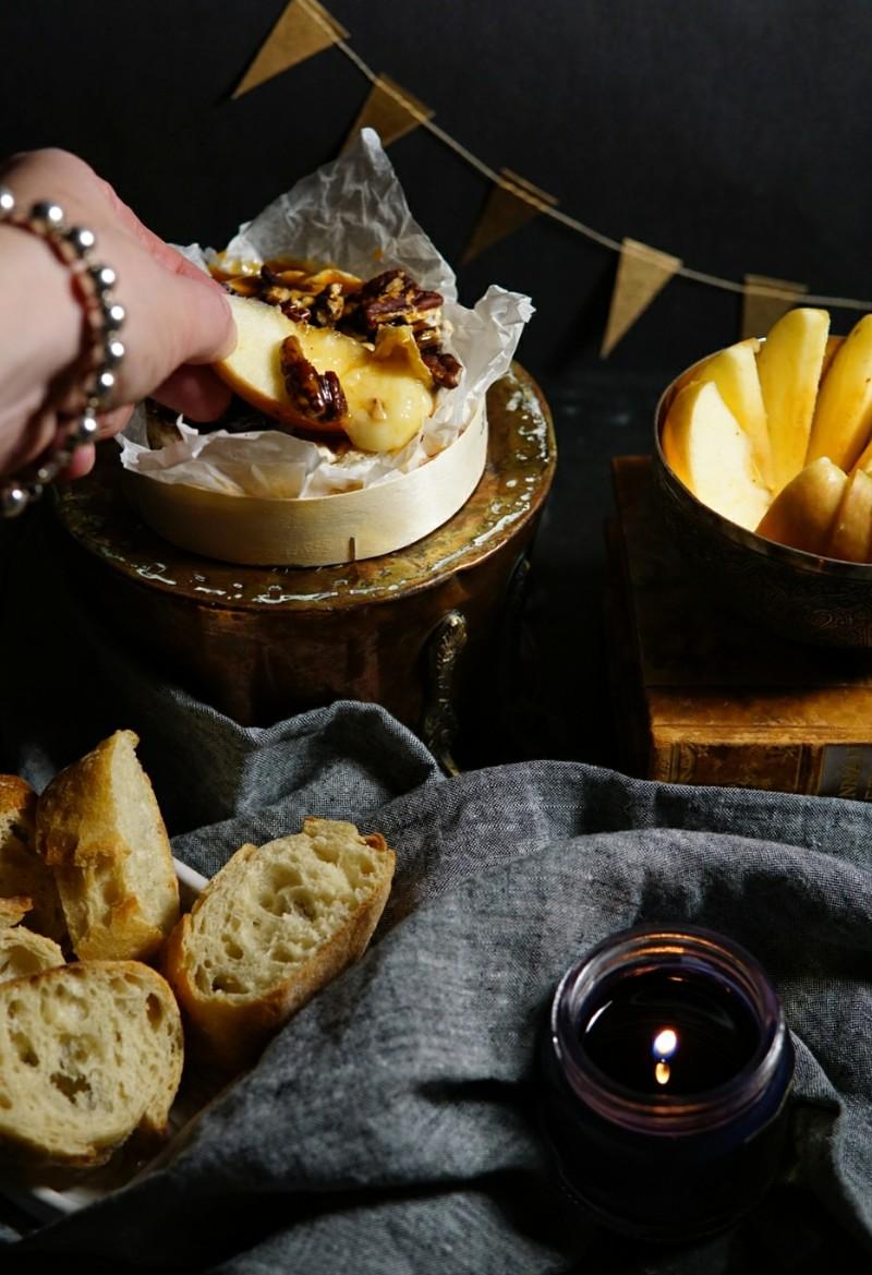 jouluinen juustoherkku