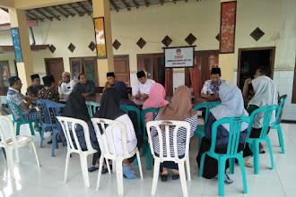Pembukaan KKN 24 di Balai Desa Padelegan dan Silaturahim Pamong dan Tokoh Masyarakat setempat