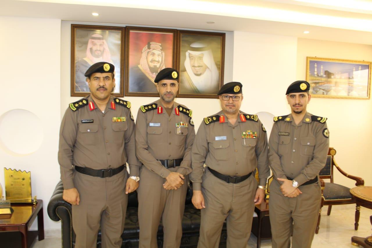 مدير شرطة الباحة