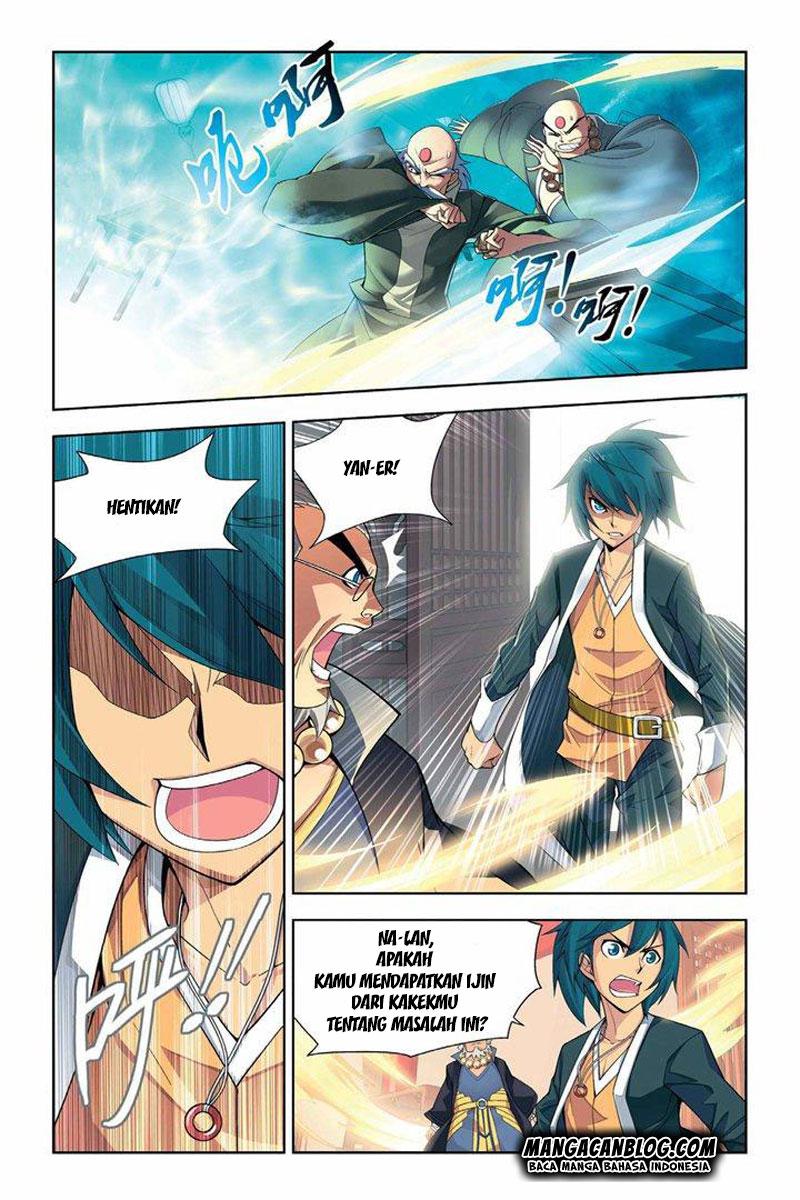 Battle Through Heaven Chapter 02-6