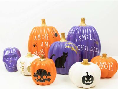 hocus pocus pumpkins