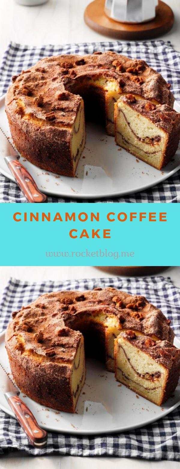 Cinnamon Coffee Cake #Cinnamon #Coffee #Cake
