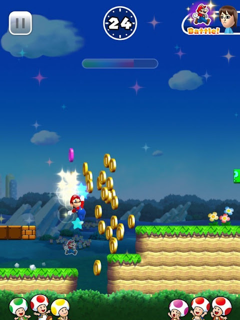 Llega Super Mario Run de Nintendo para iPhone e iPad