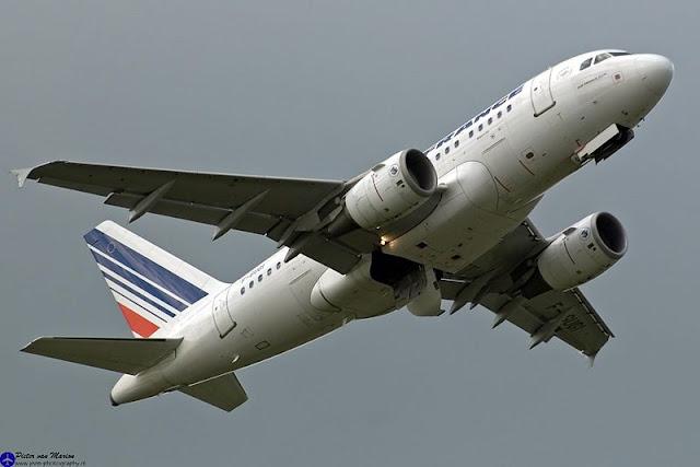 Gambar Pesawat Airbus A318 03