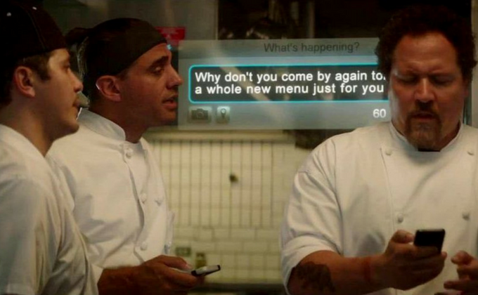 filme Chef Netflix