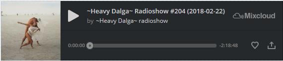 heavy dalga radioshow 204