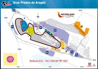 Info Jadwal Lengkap MotoGP Aragon