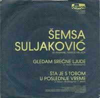 Semsa Suljakovic -Diskografija Semsa_1981_z